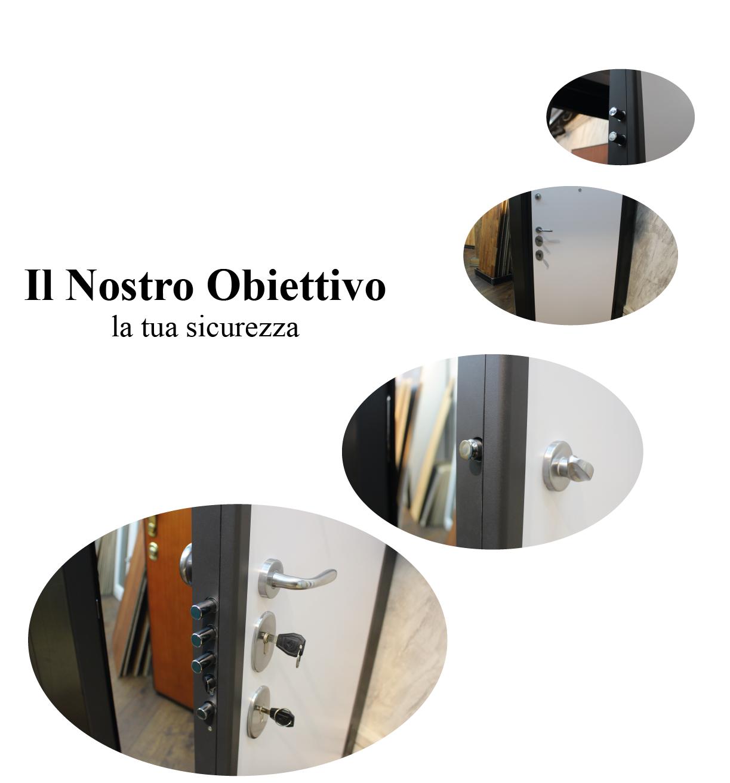 Porte Blindate Classe 4 da 360€ : Porta Blindata Classe 4, Fuori ...