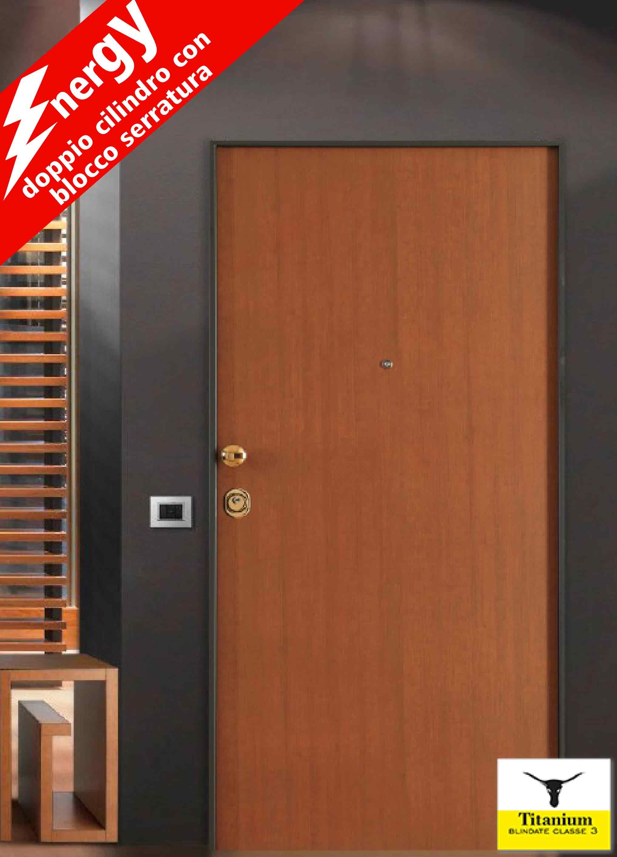 Porte Blindate Classe 3 da 276 € : Porta Blindata Classe 3 ENERGY ...