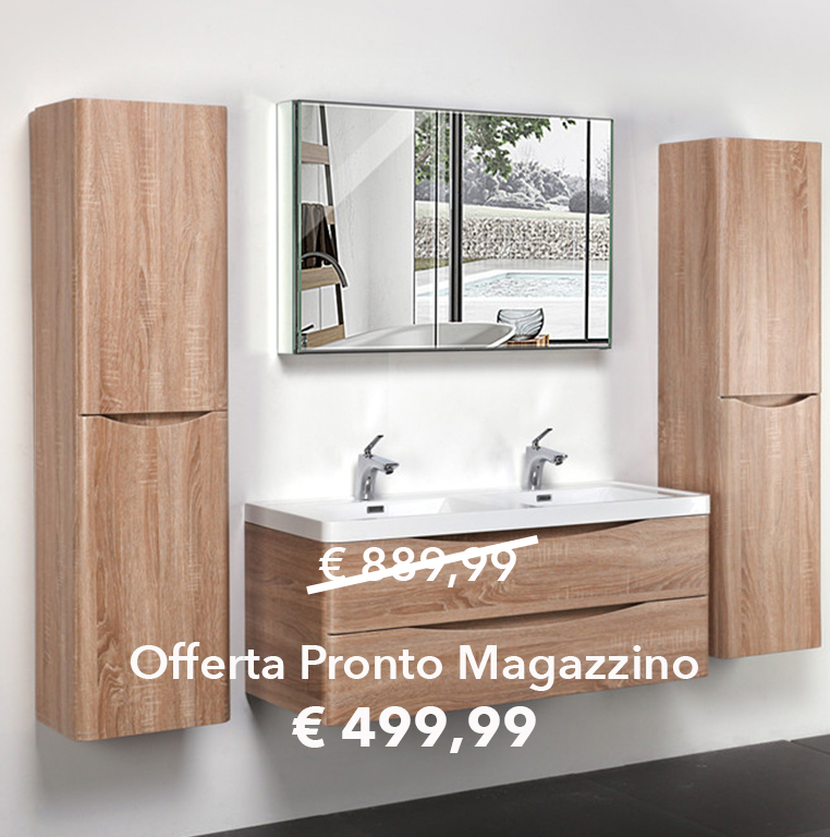 Offerte speciali pronto magazzino mobili da bagno marilyn - Offerte mobili da bagno ...