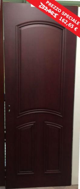 Fine serie porta legno massello dor - Porta in legno massello ...