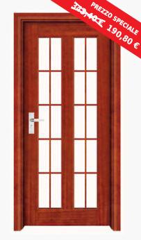 Fine Serie : Porta Legno Massello Inglese