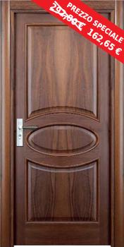 Fine Serie : Porta Legno Massello Erica