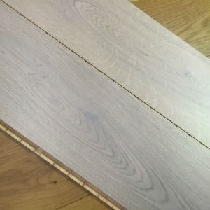 ... Parquet Rovere 1 Strip Verniciato Opaco Bianco Ambientazione_300x300 ...